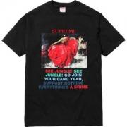 2017 人気アイテム★激安★ Supreme Dancer Women Tee T-Shirt 半袖Tシャツ 男女兼用 2色可選_品質保証