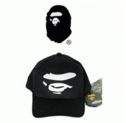 男女を問わずファッション APE エイプ スーパーコピー ブラック キャップ_品質保証
