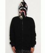 ウルトラマンのデザイン APE エイプ パーカー ブラック ファッションのスタイル_品質保証