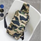 実用性も機能面も良い APE エイプ  新作メンズ ショルダーバッグ_品質保証