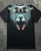 上品で高級感のあるMARCELO BURLON マルセロバーロンクマ柄  通販半袖Tシャツカジュアル_品質保証