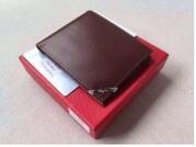 美しいレザー小銭入れ付FERRAGAMO フェラガモ 二つ折り財布 メンズウォレット_品質保証