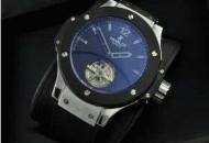 おしゃれ大人が愛用するHUBLOT ウブロラバー シルバー高級時計_品質保証