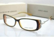 柔らかくて美しいARMANI アルマーニ 透明サングラス メガネのフレーム_品質保証