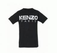 男子力アップの別注柄ロゴTシャツ!KENZO ケンゾー  メンズ半袖Tシャツ 3色可選_品質保証
