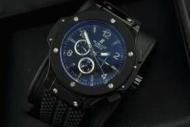 メンズ腕時計HUBLOT ウブロ 時計 コピー ビッグバン GENEVE自動巻き 6針クロノグラフ 日付表示 ラバー 46.00mm_品質保証