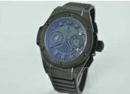 ウブロ  HUBLOT 時計キングパワーメンズ 時計 自動巻き 6針 日付表示 ラバー ブラック 46MM ラバー715.CI.1110.RX_品質保証
