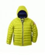 2016年秋冬CANADA GOOSE カナダグース ダウン子供用ダウンジャケット メンズ レディースアウター イエロー_品質保証