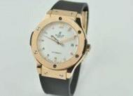 hublot時計レディース ウブロ クラシックフュージョン キングゴールドホワイト文字盤 日付表示 ラバー 542.OX.2610.LR_品質保証