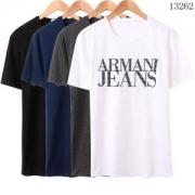 4色可選 2017 半袖Tシャツ 特別人気感謝SALE アルマーニ ARMANI 頑丈な素材_品質保証