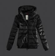 2017年秋冬 モンクレール レディース ダウンジャケット MONCLER お得人気セール ダウン コート アウター ブラック 品質保証