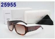 VERSACE ヴェルサーチ 偽物 サングラス メンズファッション ストリート ライトオン ローク インパクト オラオラ レッド