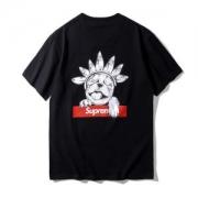 2色可選  2018春夏新作 シュプリーム SUPREME オリジナル 個性的なデザイン  半袖Tシャツ