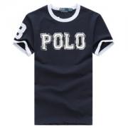 人気ポロラルフローレンシンプルTシャツ メンズPolo Ralph Laurenオシャレロゴプリント2018年最旬半袖トップスグリーンレッド黒白