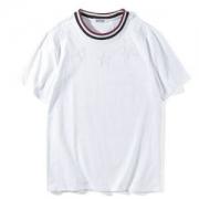 GIVENCHY Tシャツ半袖メンズジバンシィ星デザイン2018夏新作ホワイトコットンクルーネックブラックレディース人気シンプルカジュアル