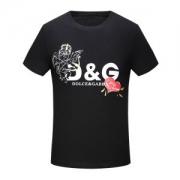 限定入荷 半袖Tシャツ 2018年夏の王道ブランド! ドルチェ&ガッバーナ Dolce&Gabbana 2色可選 品良く