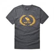 人気のファッションアイテム アバクロンビー&フィッチ Abercrombie & Fitch 2018年流行 半袖Tシャツ 2色可選