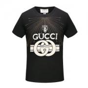 雑誌で話題の商品 グッチ GUCCI 半袖Tシャツ 3色可選 18新品*最安値保証 確保済安い
