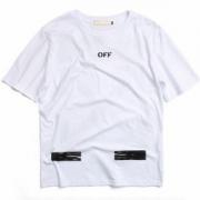 最安値挑戦中 半袖Tシャツ Off-White オフホワイト2色可選魅力的アイテム