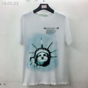 モードな逸品 Off-White オフホワイト半袖Tシャツ人気商品登場!