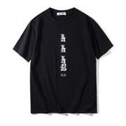 プリントインパクトカジュアル感tシャツクルーネックタイプユニセックス半袖tシャツHOT最新作夏物クロム ハーツ 偽物