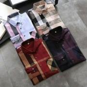 大人気新作登場 バーバリー BURBERRY 大人気コラボ商品 4色可選 シャツ 最強の定番コーデ