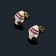 最新ルックブルガリ BVLGARI注目される 大人気コラボ商品 3色可選 ピアス