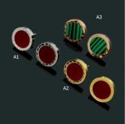 大人気コラボ商品 BVLGARI 使いやすさ抜群 多色可選 ピアス ブルガリ