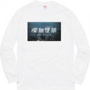 一番人気 Supreme 18FW The Killer LS Tee 2018人気商品 2色可選 長袖/Tシャツ