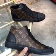 ルイ ヴィトン LOUIS VUITTON ハイトップシューズ ファッション感満載! お得な激安セール価格