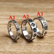 リング/指輪 累積売上総額第1位 クロムハーツ少数入荷 CHROME HEARTS 3色可選 国内入手困難
