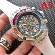 トップトレンド2018 ウブロ 人気高いアイテム HUBLOT 多色可選 腕時計カラー豊富