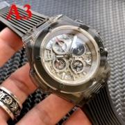 魅力的な美品 ウブロ2018新作大注目 HUBLOT 3色可選 腕時計 カジュアル通販