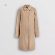 ロングコート 2色可選 2019トレンドスタイル! ファッションの流行り バーバリー BURBERRY