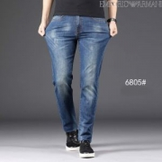 お洒落上級者にも アルマーニ ジーンズ サイズ 大き ARMANI ブルージーンズ ストレートジーパン メンズファッション