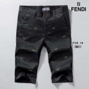 フェンディ ジーンズ コーデ FENDI ショートパンツ 三色可選 メンズファッション 短パン ストリート カジュアル ゆったり