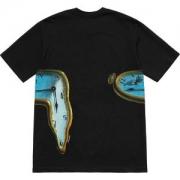 カジュアルウェア Supreme 19SS The Persistence Of Memory Tee Tシャツ/半袖 2色可選