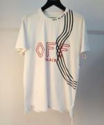 オフホワイト OFF-WHITE  半袖Tシャツ  2019春夏新作登場  3色可選  春夏着用をおすす