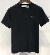 春夏の定番新品  半袖Tシャツ  2019年春夏の流行アイテム  オフホワイト OFF-WHITE  2色可選