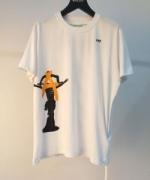 オフホワイト OFF-WHITE  半袖Tシャツ  2019春夏新作登場  2色可選  2019トレンドスタイル!