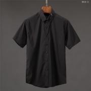 グッチ コピー 通販 GUCCI 半袖 二色可選 ブラック ホワイトシャツ トップス 人気商品 売り切れ 刺繍入り 高品質 高級感