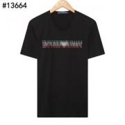 アルマーニ コピー 服 ARMANI オーバーサイズ ロゴ プリント 半袖 Tシャツ コットン 通気性 ゆったり 四色 通販 品質保証