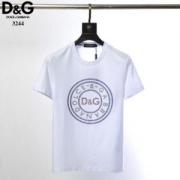 Dolce & Gabbana tシャツ メンズ 今季で絶対にお手に入れるアイテム ドルチェ&ガッバーナ スーパーコピー 2色可選 最安値