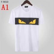 FENDI フェンディ tシャツ コーデ メンズ カジュアル感満点の人気新品 コピー プリント 通勤通学 多色可選 最低価格