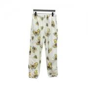 夏先に大活躍する シュプリーム SUPREME 2019限定 超レア風合いが魅力 Gonz Butterfly pants スエットパンツ