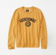 アバクロンビー&フィッチ Abercrombie & Fitch  長袖Tシャツ 3色可選 落ち着いた雰囲気に見せてくれ 2019魅力的な新作