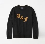 2019年春夏の流行アイテム どちらも人気がある アバクロンビー&フィッチ Abercrombie & Fitch  長袖Tシャツ 3色可選