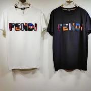 ファッションスタイルへの鍵 半袖Tシャツ フェンディ目立つような強い FENDI カジュアルさも強めなアイテム 2色可選 2019春夏新作登場