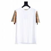 上品なカジュアルコーデに バーバリー 2019魅力的な新作 BURBERRY 半袖Tシャツ 2色可選 落ち着いた雰囲気に見せてくれ