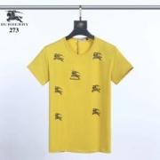 半袖Tシャツ ファッションに取り入れたスタイル バーバリー カジュアルさが強すぎる BURBERRY 2019トレンドスタイル! 3色可選